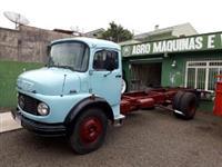 Caminhão MB L 1113 4x2 Chassi