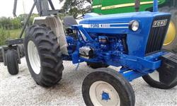 Trator Ford/New Holland 6600 4x2 ano 83