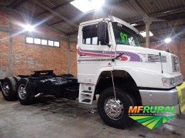 Caminhão Mercedes Benz (MB) 2635 ano 97