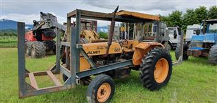 Trator Valtra/Valmet 62 4x2 ano 88