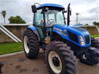 Trator New Holland TL 95 E 4x4 ano 17