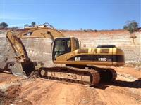 Escavadeira Caterpillar 330C LME