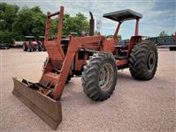 Trator Massey Ferguson 296 4x4 ano 86