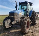 Trator New Holland TM 7010 4x4 ano 11