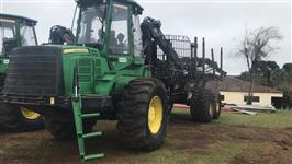 FORWARDER JOHN DEERE 1910E 6X6