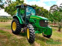 Trator John Deere 5078 4x4 ano 17