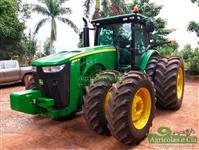Trator John Deere 8335 4x4 ano 14