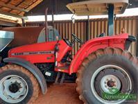 Trator Massey Ferguson 5285 4x4 ano 09