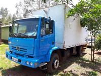 Caminhão Mercedes Benz (MB) 1215 C Eletronico ano 02
