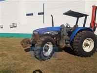 Trator New Holland TM 150 4x4 ano 08