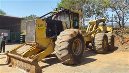 Skidder Tigercat 635D 2013 Mais peças. - #3753