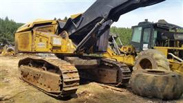 Trator Florestal Tiger Cat H855C Feller Buncher 2010 - #3928