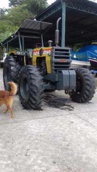 Trator CBT 8060 4x4 ano 91