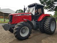Trator Massey Ferguson 7390 4x4 ano 13