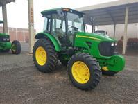 Trator John Deere 5078 4x4 ano 18