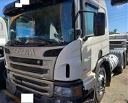 Caminhão Scania P360 ano 13