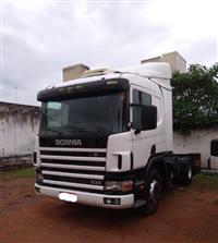 Caminhão Scania P114 GA 330 NZ 4X2 ano 04