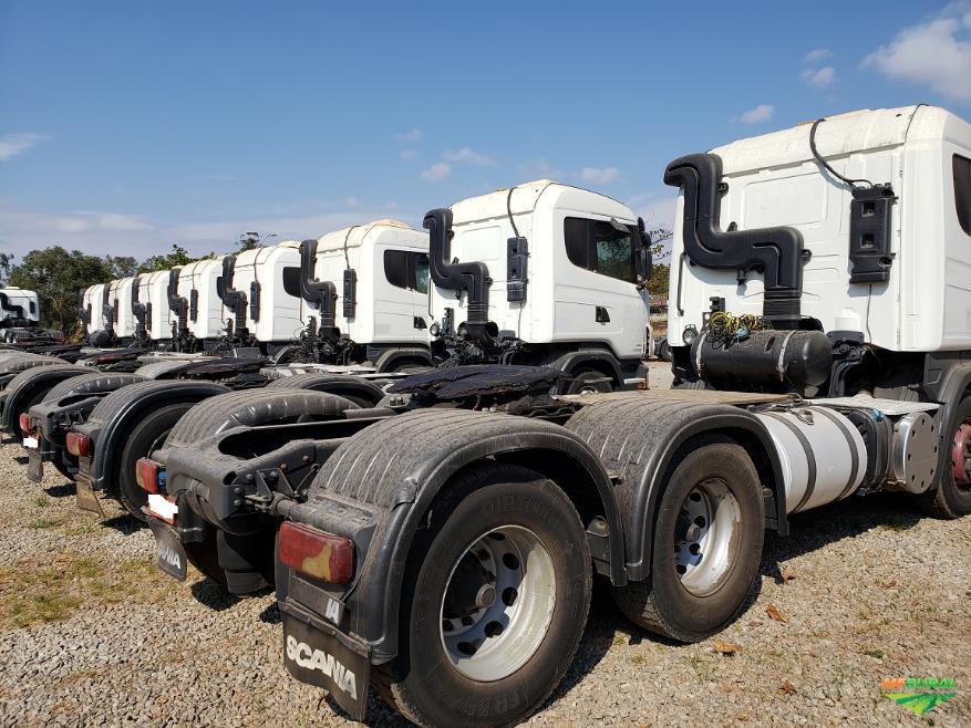Caminhão Scania R480A 6X4 ano 13