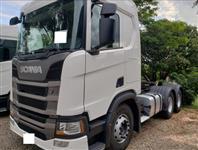 Caminhão Scania R 500 ano 19