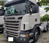 Caminhão Scania R480 ano 13
