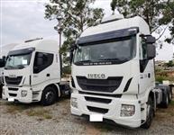 Caminhão Iveco STRALIS 480 HI-WAY 6X4 ano 15