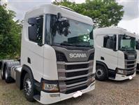 Caminhão Scania R450A 6X2 ano 19