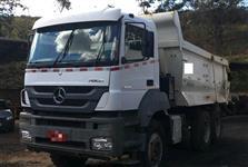 Caminhão Mercedes Benz (MB) 4144 ano 12