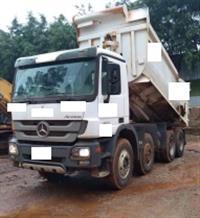 Caminhão Mercedes Benz (MB)  4844 Basculante ano 11