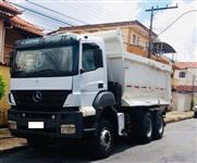 Caminhão Mercedes Benz (MB) 3344 Basculante ano 11