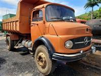 Caminhão Mercedes Benz (MB) 1513 ano 73