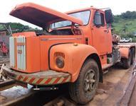 Caminhão Scania LT111S ano 77