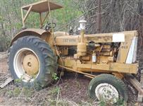 Trator Cbt 1090 4x2 ano 68
