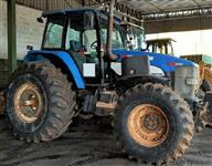 Trator New Holland TM 7020 4x4 ano 12