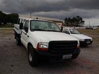 Caminhão Ford F 350 ano 05