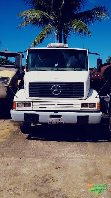 Caminhão Mercedes Benz (MB) MB 1214 comboio ano 93