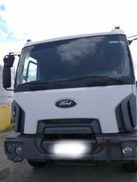 Caminhão Ford 2629 bitruck traçado munck 52 tonel ano 15