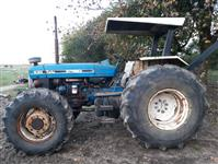 Trator Ford 7630 4x4 ano 92