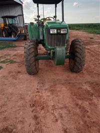 Trator John Deere 5090 4x4 ano 13