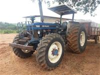 Trator Ford 7630 4x4 ano 00