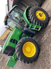 Trator John Deere 6180 4x4 ano 16