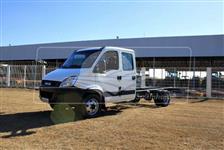 Caminhão Iveco Daily Chassi-Cabine ano 12