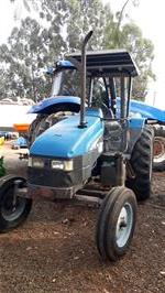 Trator New Holland TL 80 4x2 ano 99