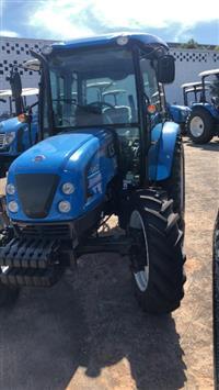Trator Ls Tractor U60C 4x4 ano 19