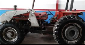 Trator Massey Ferguson 299 4x4 ano 89
