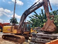 Escavadeira Jhon Deere 210 ano 2017 com 3000 horas