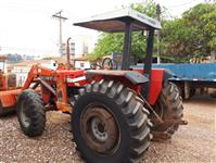 Trator Massey Ferguson 283 4x4 ano 00