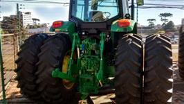 Trator John Deere 6165 4x4 ano 15