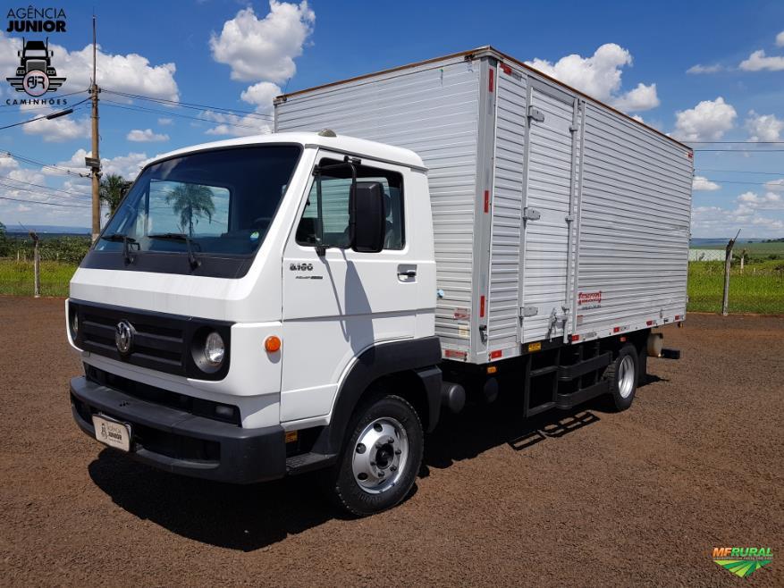 Caminhão Volkswagen (VW) 8160 ano 13
