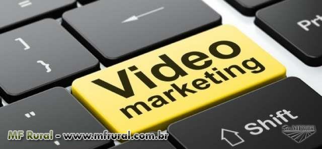 Vídeos institucionais para a internet