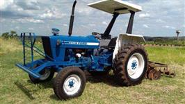 Trator Ford 4600 4x2 ano 86